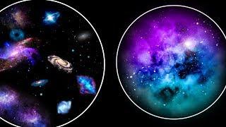 Как узнать, что находится за пределами видимой Вселенной?