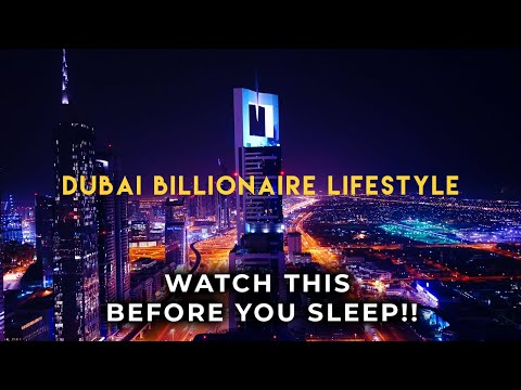 Billionaire Luxury Lifestyle Motivation In Dubai 2021 💸 [The Richest City In The World]
