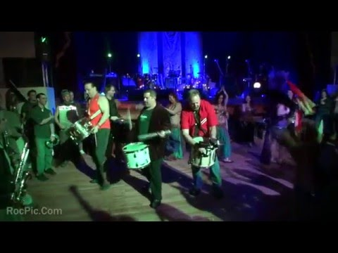 The Buddhahood ~ Drum & Horn March ~ January Thaw 2016 Rochester NY