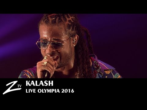 Kalash - Taken - Olympia 2016 - LIVE HD