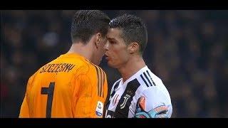 Cristiano Ronaldo Tells Scesny How To Save Gonzalo