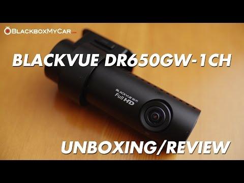 BlackVue DR650GW-1CH WIFI Dashcam Review - BlackboxMyCar