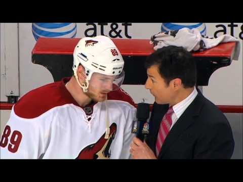 Phoenix Coyotes: All 2012 Playoff Goals