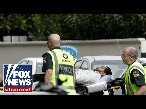 New Zealand PM gives briefing on Christchurch mosque terror attacks
