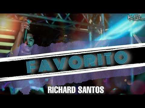 Richard Santos - Favorito (COVER) (CUMBIA)