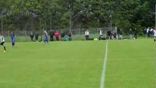 Varde-KFC U14. Resultat: 2-3 - Fodbold U14 (98) række 609 2. halvleg Del 3- lørdag 23. juni 2012