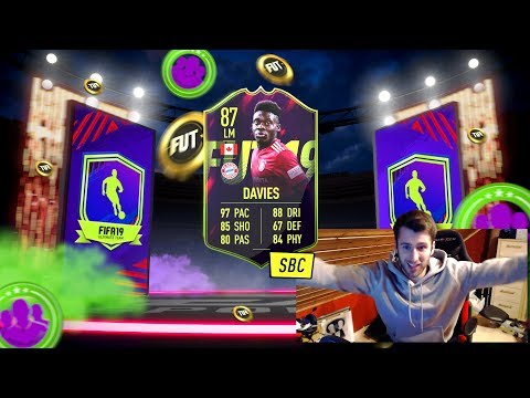 FIFA 19: KEINE ALPHONSO DAVIES SBC HEUTE! 🔥🔥 Wir hängen heute im Menü ab! thumbnail