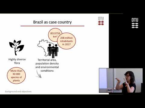 Plant Species as Indicator of Terrestrial Ecosystem Damages Part 1