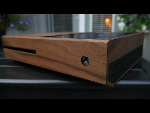 Is a Real Wood Xbox Cover Worth $50? Toast Xbox Covers - Review