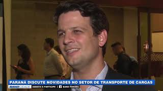 Cobertura - TV Bandeirantes Paraná - CONET&Intersindical Curitiba