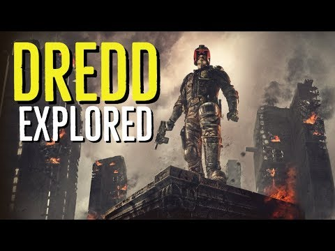 DREDD (2012) Explored