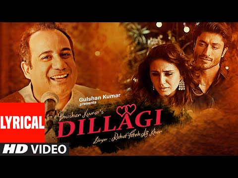 Tumhe Dillagi Full Song With Lyrics | Rahat Fateh Ali Khan | Huma Qureshi, Vidyut Jammwal