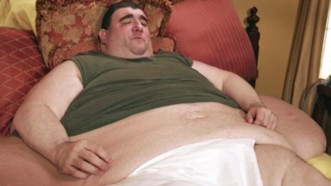 my 600 lb life roberts story
