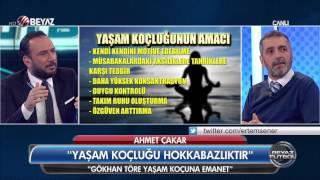 Ahmet Çakar: Yaşam koçluğu işi hokkabazlıktır