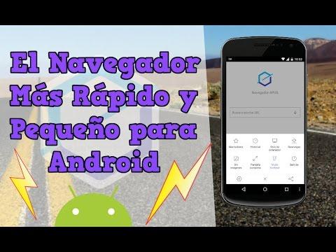 ¿Cuál es el navegador de Android más rápido? Tenemos un ...