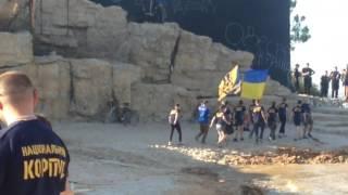 Одесса пляж Чкаловский-Чайка.Борьба одесситов за свой пляж и свои права 2017(, 2017-06-14T02:06:43.000Z)