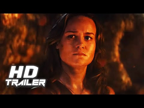 CAPTAIN MARVEL – Teaser Trailer [2019] Brie Larson, Samuel L. Jackson | Marvel Movie (HD) Fan Edit