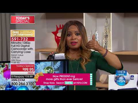Thumbnail: HSN | Electronic Gifts 11.24.2017 - 05 PM