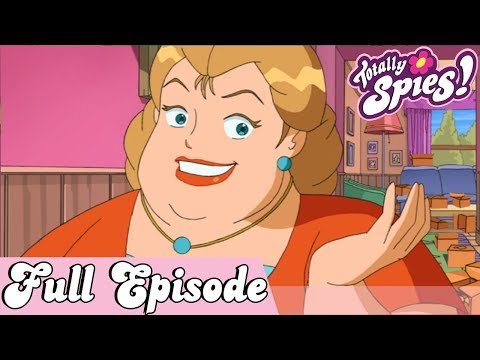 Passion Patties | Episode 21 | Series One | Full Episodes | Totally Spies