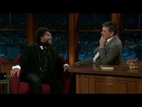 Late Late Show with Craig Ferguson 11/5/2010 Juliette Lewis, Cornel West