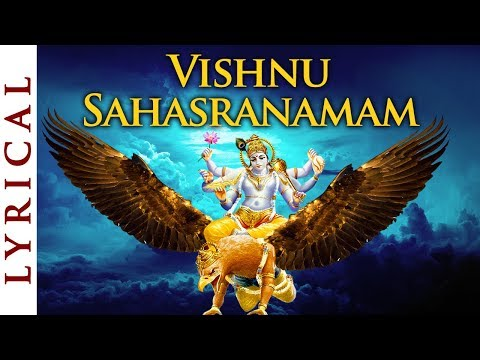 Vishnu Sahasranamam with English Subtitles | Vishnu Mantra | Bhakti Songs