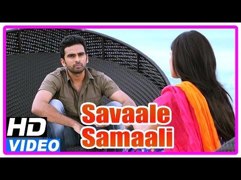 Savaale Samaali Tamil Movie   Scenes   Jagan Gives Idea To Ashok Selvan   Bindu Madhavi