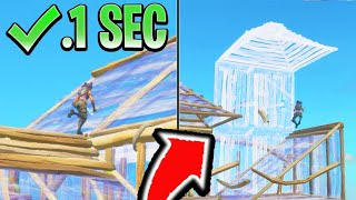 TOP 5 Tips to BUILD FAST on Controller! How to Build Faster in Fortnite! (Ps4/Xbox Building Tips)