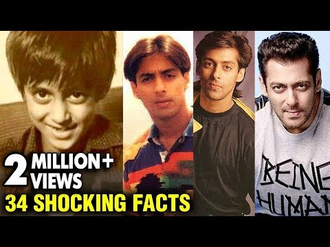 SHOCKING Salman Khan UNKNOWN And Interesting Facts  Happy Birtay Salman Khan