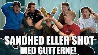 SANDHED ELLER SHOT MED ALLE GUTTERNE ** VILDE SPØRGSMÅL **