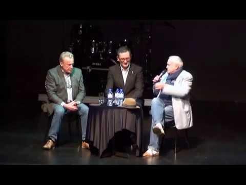 Spotkanie z Danielem Olbrychskim i Janem Nowickim w czasie XXIV Zlotu Szkół Sienkiewiczowskich