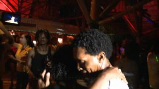 Authentic Dominican Bachata: Pipo Alcala: DR3: Social dancing in Bodega