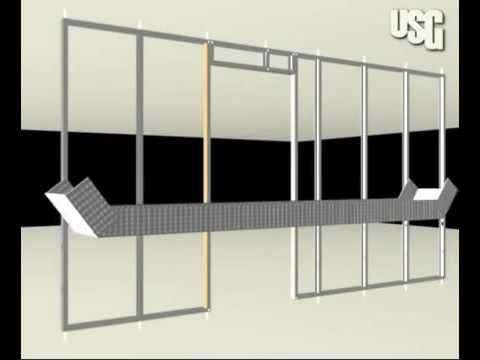 Tablaroca guadalajara como instalar muro de tablaroca - Como panelar una pared ...