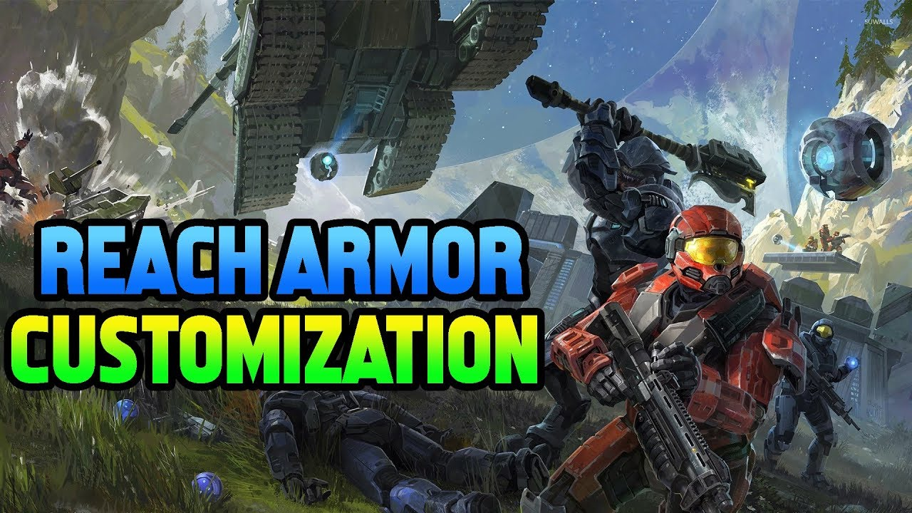 Halo Reach Armor Customization Coming To Mcc Crossplay Pov Slider And So Much More