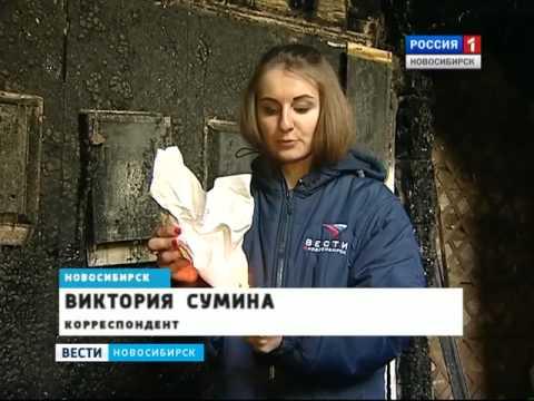 В Первомайском районе Новосибирска задержали поджи