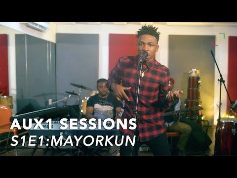 Mayorkun - Sade (Live at AUX1)
