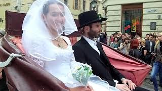 """Львов. Еврейская свадьба. """"KlezFest"""" 2013"""