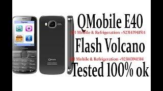 Qmobile E40 Flash File