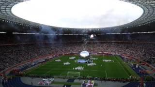 Testvideo Samsung Galaxy S II - WM 2011 Eröffnungsfeier