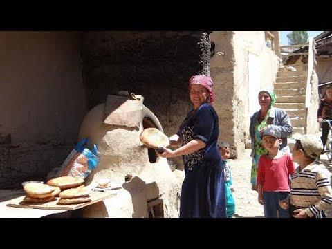 Хлебный Узбекистан!!!Благодарность Узбекам!!!