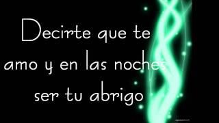 Amor Platonico Manny Montes Lyrics