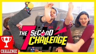 7 SECOND CHALLENGE!  |  KITTIESMAMA