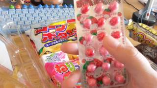 Cool Japanese Candies From Candy Japan!