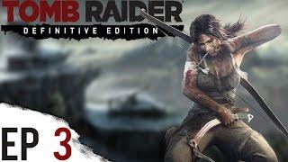 Video de Tomb Raider Definitive Edition - Gameplay Español - Capitulo 3 - 1080p HD 60 FPS