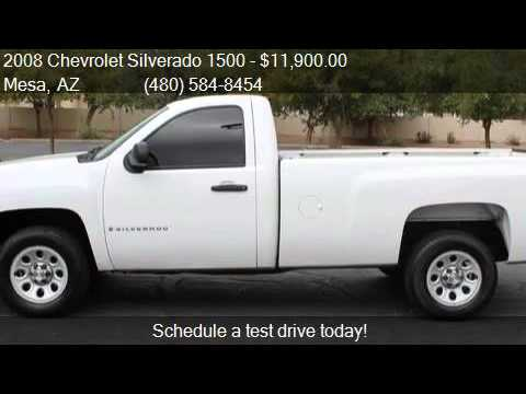 2008 Chevy Silverado Work Truck New
