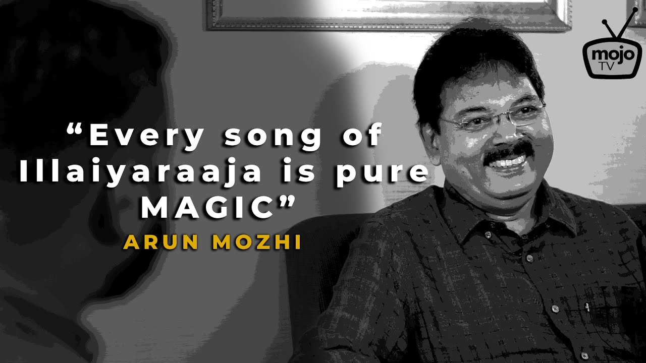 "Arun Mozhi Exclusive Interview | "" Every song of Ilaiyaraaja has been composed in best manner""!"
