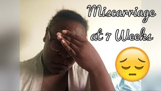 Miscarriage at 7 Weeks   My Experience   What's Next?