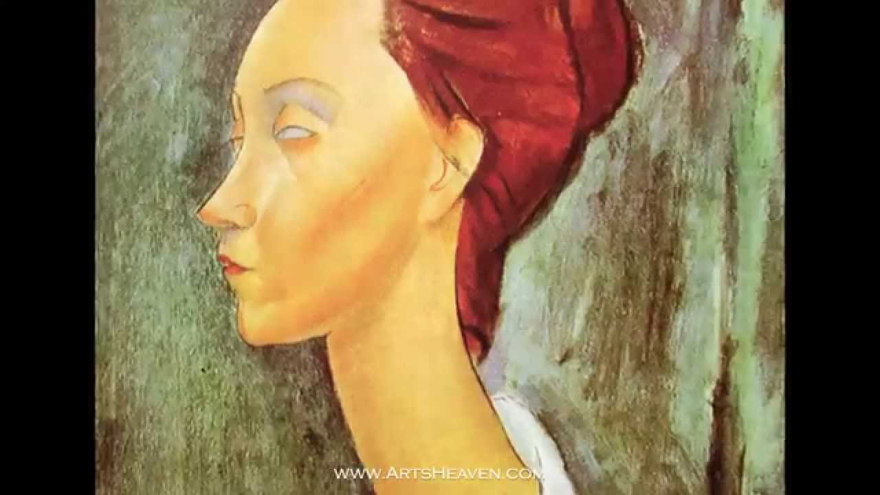 Amedeo Modigliani: Famous Amedeo Modigliani Paintings