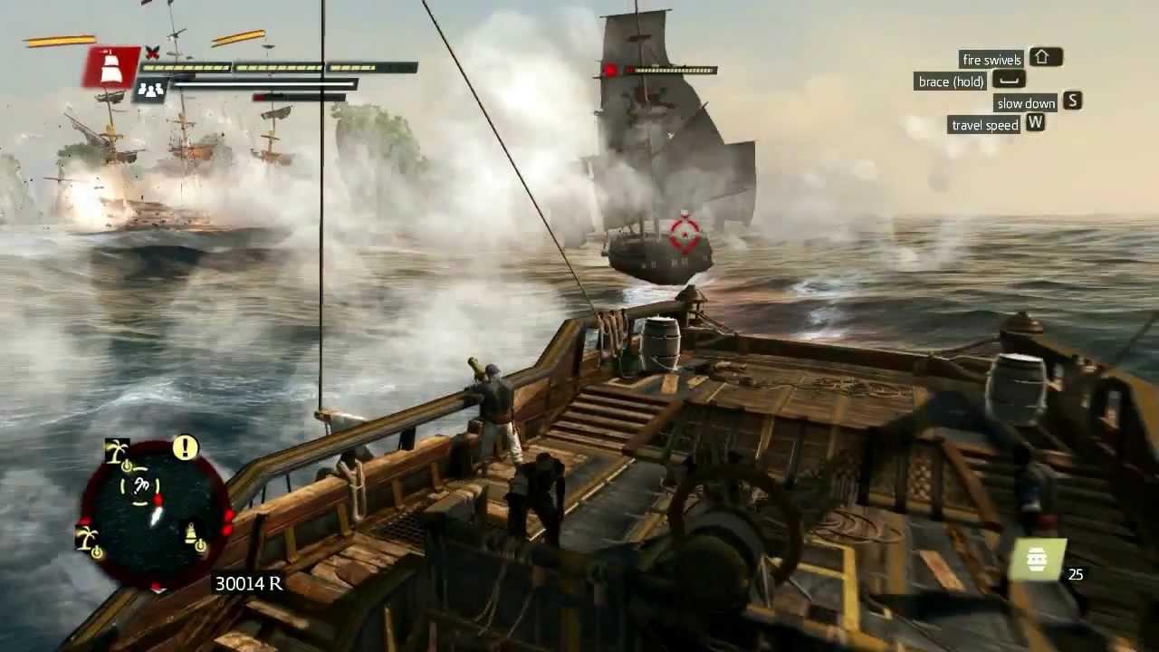 Assassins Creed IV: Black Flag on AMD Radeon R7 250 1gb gddr5 test