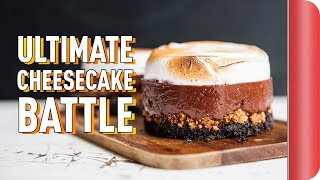 THE ULTIMATE CHEESECAKE BATTLE ft. TOM DALEY