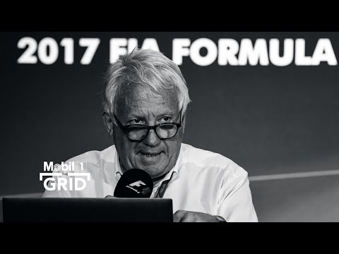In Profile – Charlie Whiting On Life As F1's Race Director | M1TG